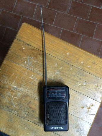 Rádio portátil - Armação de Pera
