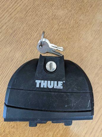 Kit fixação barras tejadilho Thule Citroen c4