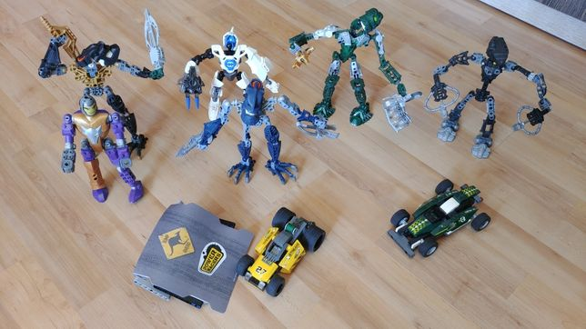 LEGO MIX + Roboty