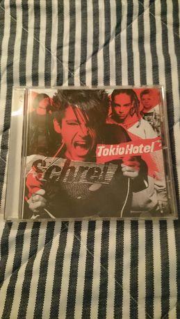 Tokio Hotel - Schrei album płyta CD