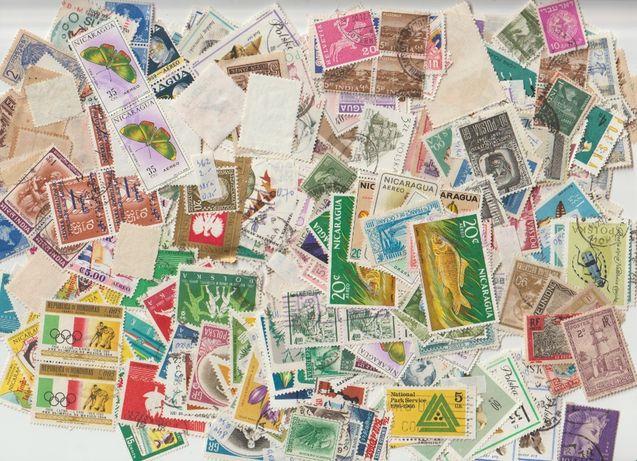 Znaczki pocztowe kolekcja