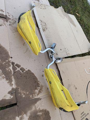 Handbary aluminiowe mocne suzuki rm 85/125/250. Yz/cr/sx/kx