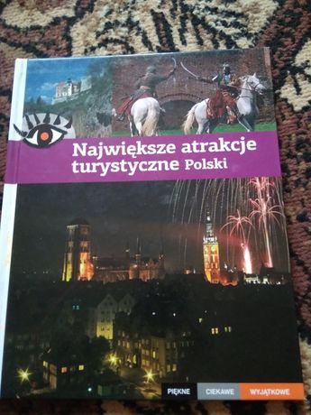Największe atrakcje turystyczne Polski