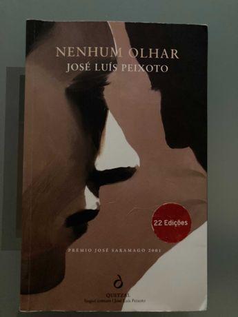 Livro Nenhum Olhar