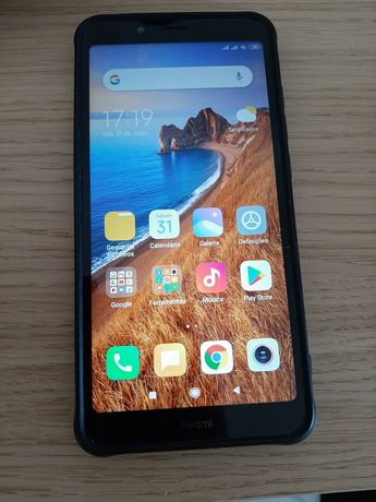 Xiaomi Redmi 7A 2GB/16GB (Preto) Desbloqueado - OFERTA POWERBANK