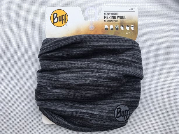 Buff Heavyweight Merino Wool Neckwarmer