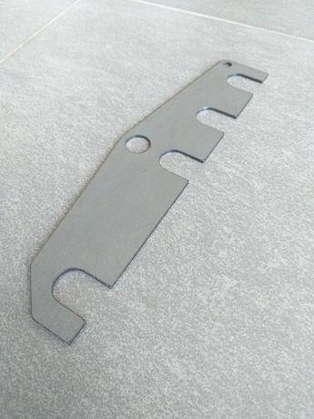 Podkładka klepiska sieczkarni Claas Jaguar 820, 830, 840, 860, 880