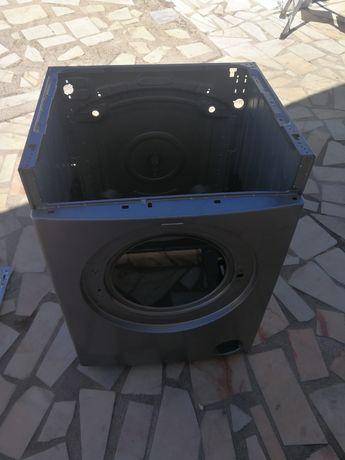 Chapa de máquina em inox Daewoo