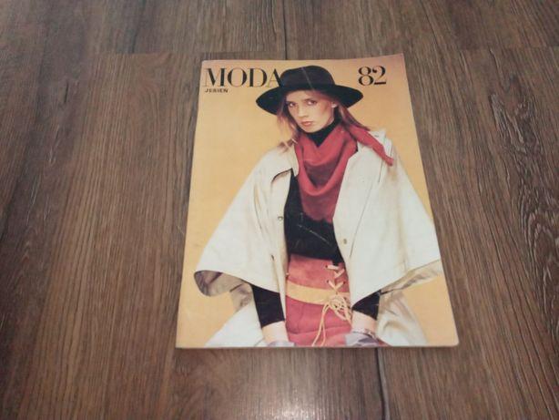Gazeta Moda jesień 1982
