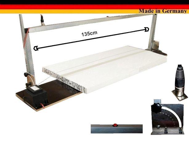 Máquina Corte EPS / XPS / Esferovite Fio Quente - ETICS vulgo Capotto
