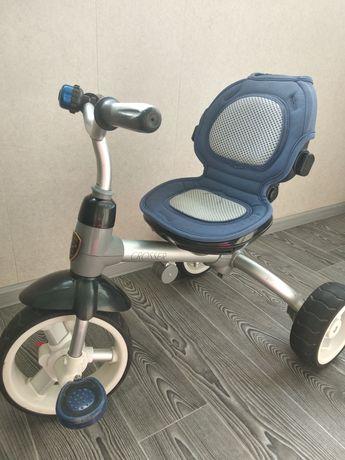 Детский велосипед коляска Modi crosser 6 in 1 T 500 синий