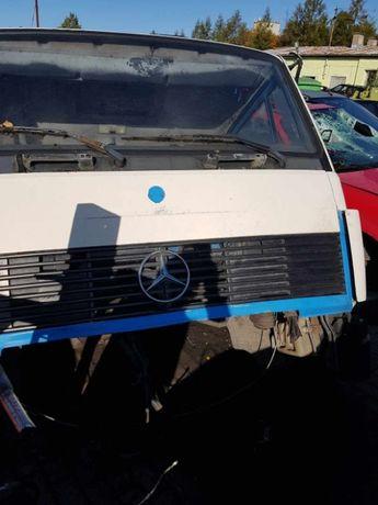 Mercedes 809, kabina, części