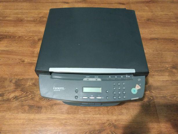 МФУ, принтер Canon i-sensys 4018