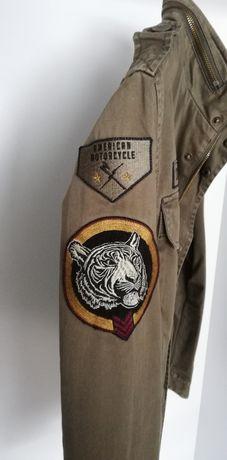 Męska kurtka wojskowa SMOG american motorcycle / M