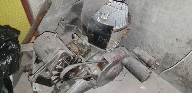 новий Двигун двигатель сзд смз см3 инвалидка мотоколяска інвалідка