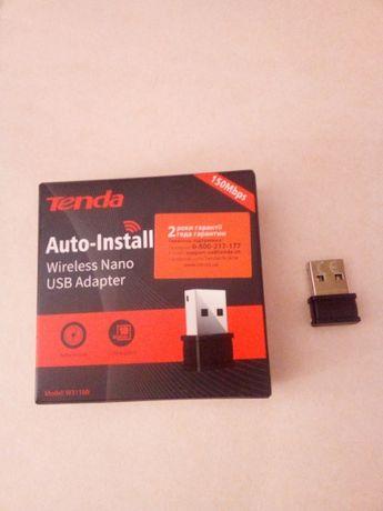 wi-fi адаптер TENDA W311mi (идеальное соединение, всегда 5 линий из 5)
