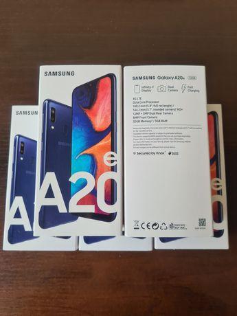 Samsung Galaxy A20e Blue Gwarancja 24m