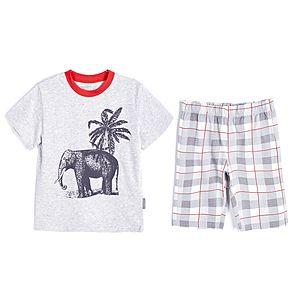COCCODRILLO 116 PIŻAMA piżamka krótka wiosna lato