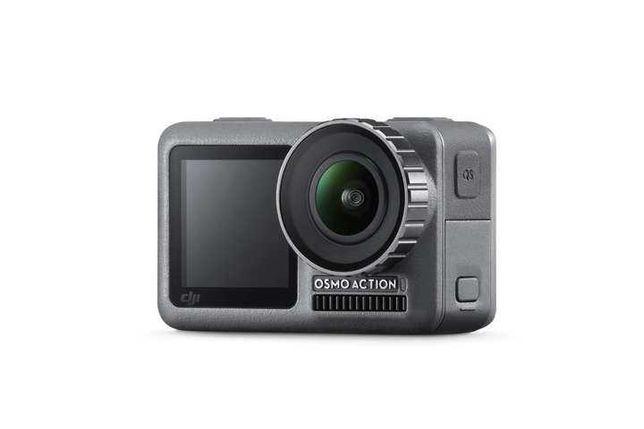 Новая экшн камера DJI Osmo Action 4К