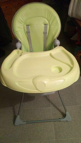 Cadeira de refeição.