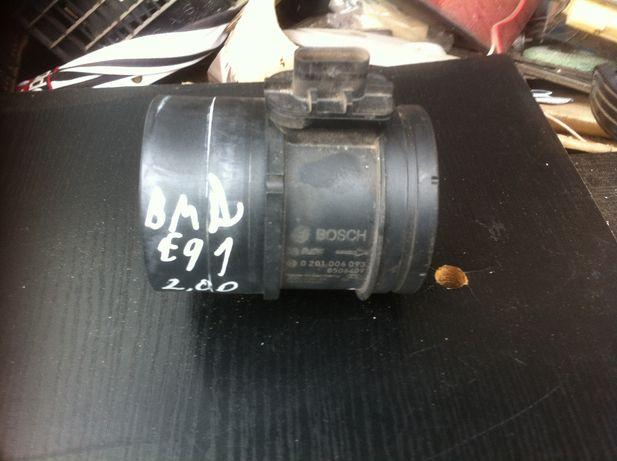 Przepływomierz powietrza BMW E84 E90 E91 E93 2,0 D 85.064.09