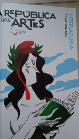 Literatura das Artes - Alfredo Keil - Inclui CD - Novo