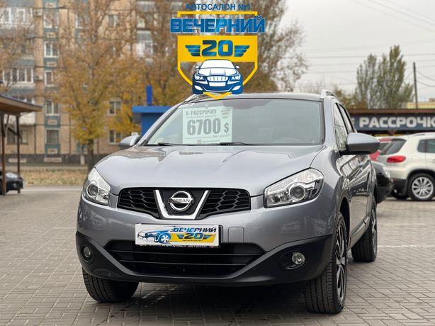 Nissan Qashqai+2 Рассрочка без банков