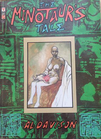 Komiks (+18) The Minotaur's Tale - Al Davison