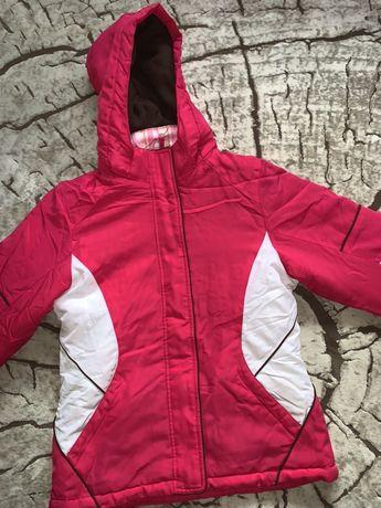Курточка зимова, тепла . Розмір s-м.
