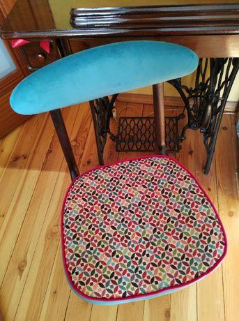 Krzesła Hałas 200-190 PRL vintage loft NOWA niższa cena!