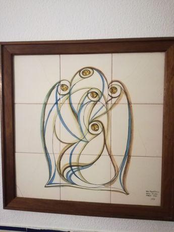 Vendo quadro azulejos