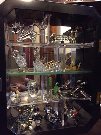 vendo coleção de peças em vidro