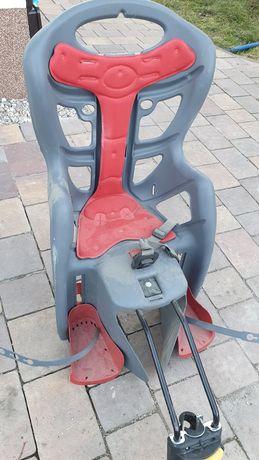 Fotelik rowerowy PEPE