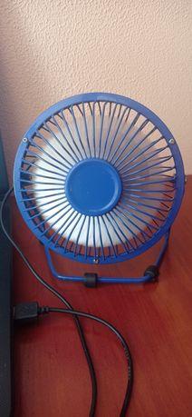 Вентилятор настольный USB Mini Fans TD-603