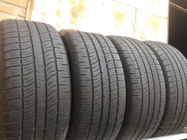 235/60 255/55 r17 Pirelli/6,5мм/лето разноширокие б/у шины