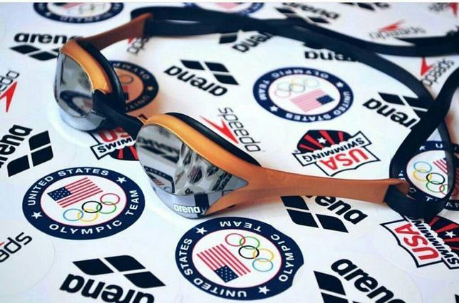 Arena Cobra Ultra Swipe Mirror очки для плавания speedo fastskin tyr