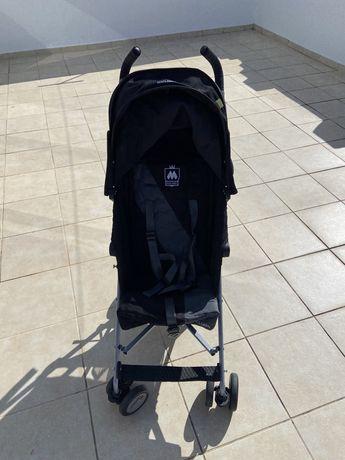 Carro de passeio/bengala de bebe Maclaren