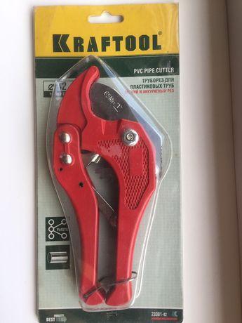 Труборез, ножницы Kraftool для пластиковых труб