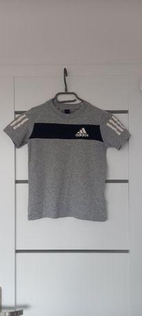 Koszulka bluxxka t-shirt Adidas krótki rękaw 122