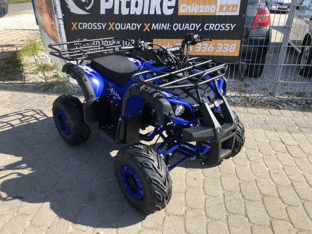 Quad Phyton PRO New Design 125cc 11KM koła 7' KXD