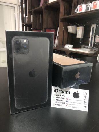 Apple iPhone 11 Pro 64 gb Space Gray НОВЫЕ! ГАРАНТИЯ от МАГАЗИНА!