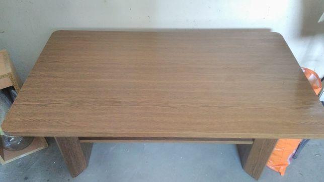 Stół ława brązowy