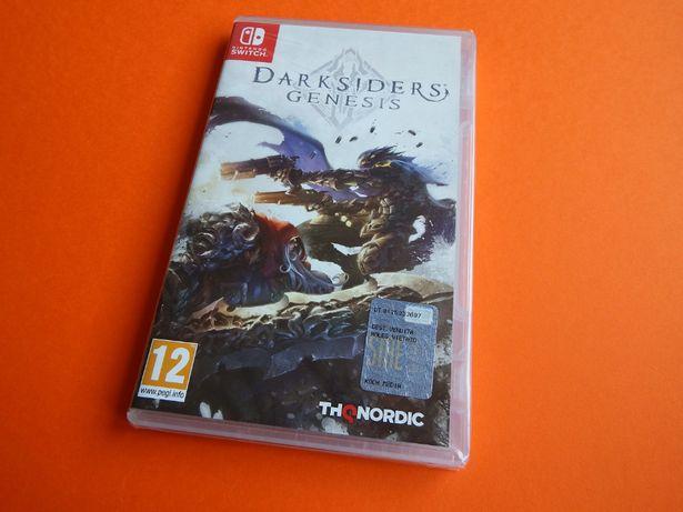 Nintendo SWITCH Darksiders GENESIS nowa folia jak Diablo 3