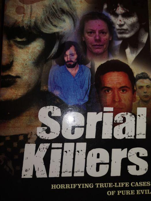 Serial Killers, Charlotte Greig, po angielsku Katowice - image 1