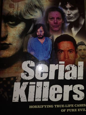 Serial Killers, Charlotte Greig, po angielsku