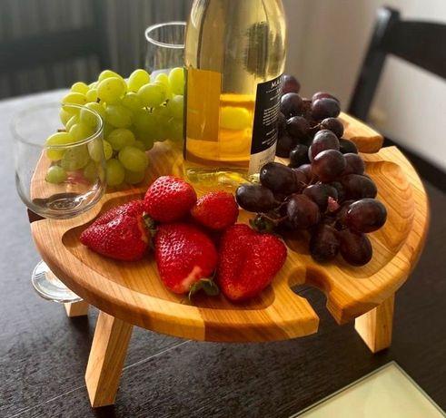 Оригинал!Винний столик розкладний винный столик раскладной стол
