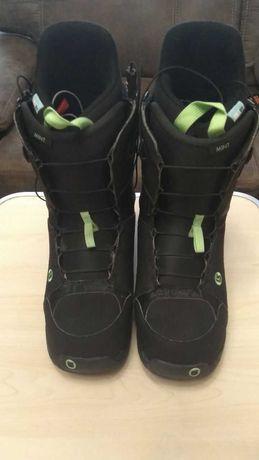 Ботинки Burton mint US 10