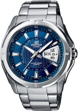 03. Мужские часы CASIO EDIFICE EF129D-2A. Оригинал! Гарантия - 2 года