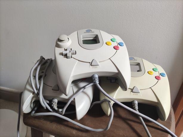Dreamcast - Consola + 3 Comandos