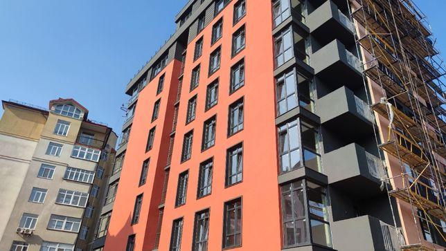 Елітна 2-кім квартира біля міського озера та Центрального парку